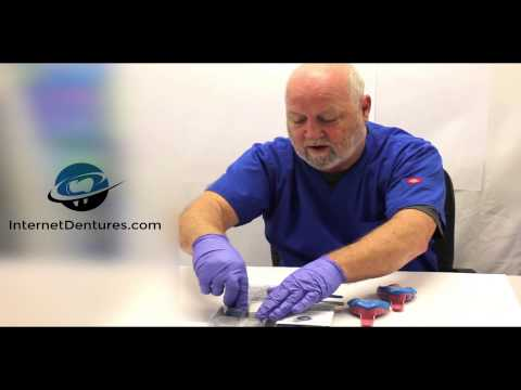 Full Denture Replication Instructions | Internet Dentures
