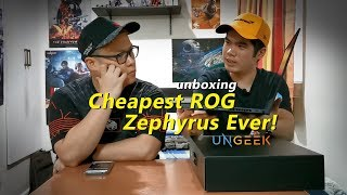 The most affordable ROG Zephyrus is here but does it deserve the Zephyrus lineage?