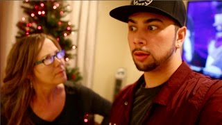 telling my mom i got a girl pregnant vlog 324
