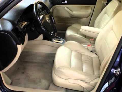 2001 volkswagen jetta interior