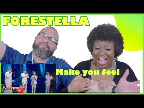 Couple REACTION   Forestella (포레스텔라) - Nella Fantasia   HEAVENLY Lullaby   Drew Nation