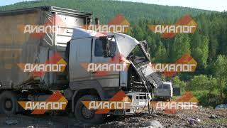 ДТП на железнодорожном переезде. г. Усть-Кут