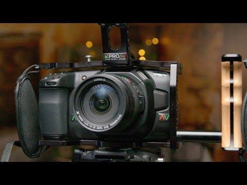 Audio, Gimbals & Stills - Blackmagic Pocket Cinema Camera 4K - Q&A Part 2 thumbnail