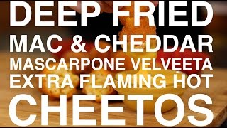 DIY Mac n' Cheetos SHORT