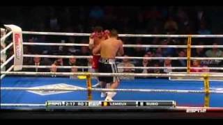 David Lemieux Vs Marco Antonio Rubio - Part 1 Of 3
