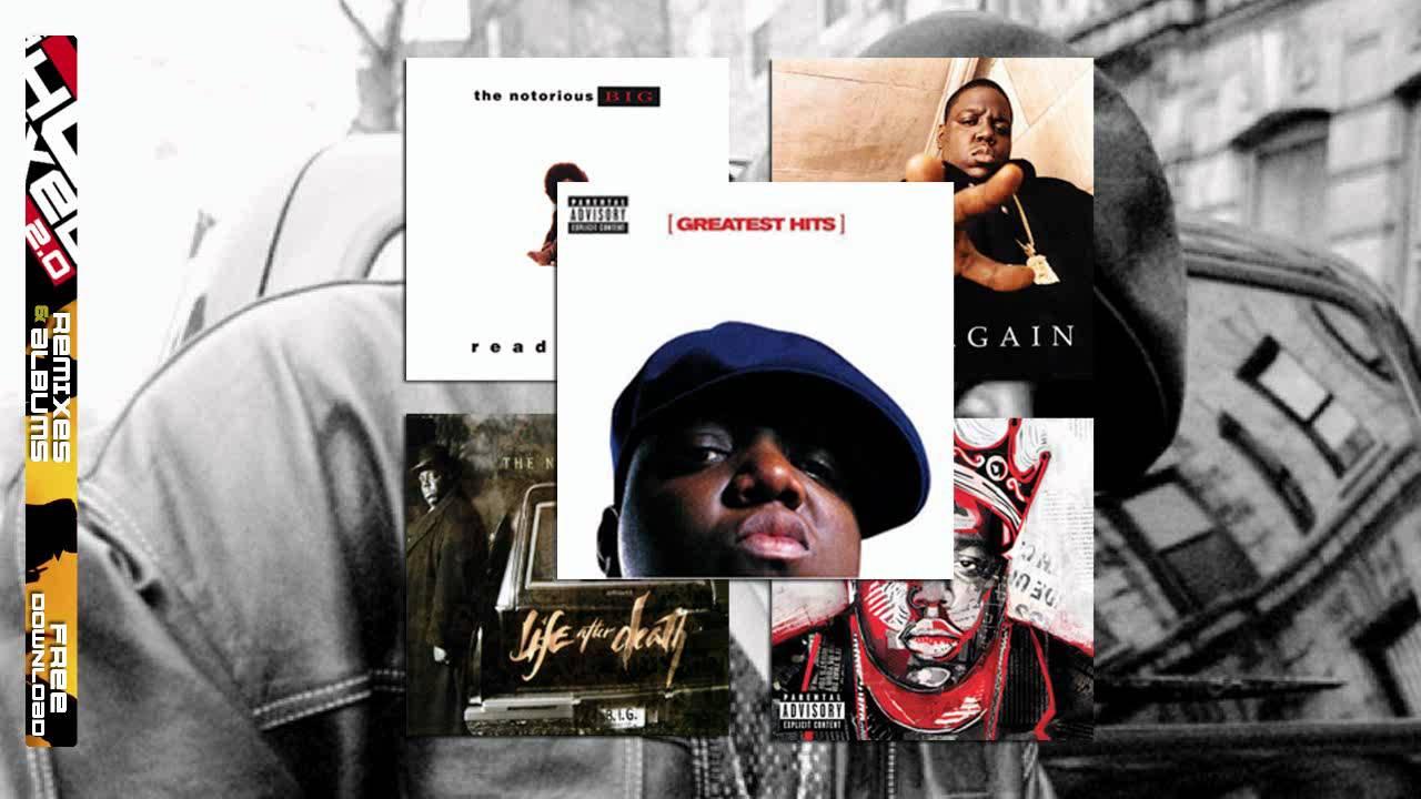 notorious big discography download zip