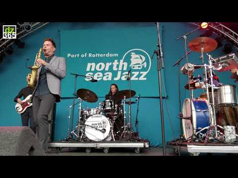 The Drummers of North Sea Jazz 2017 - Compilation