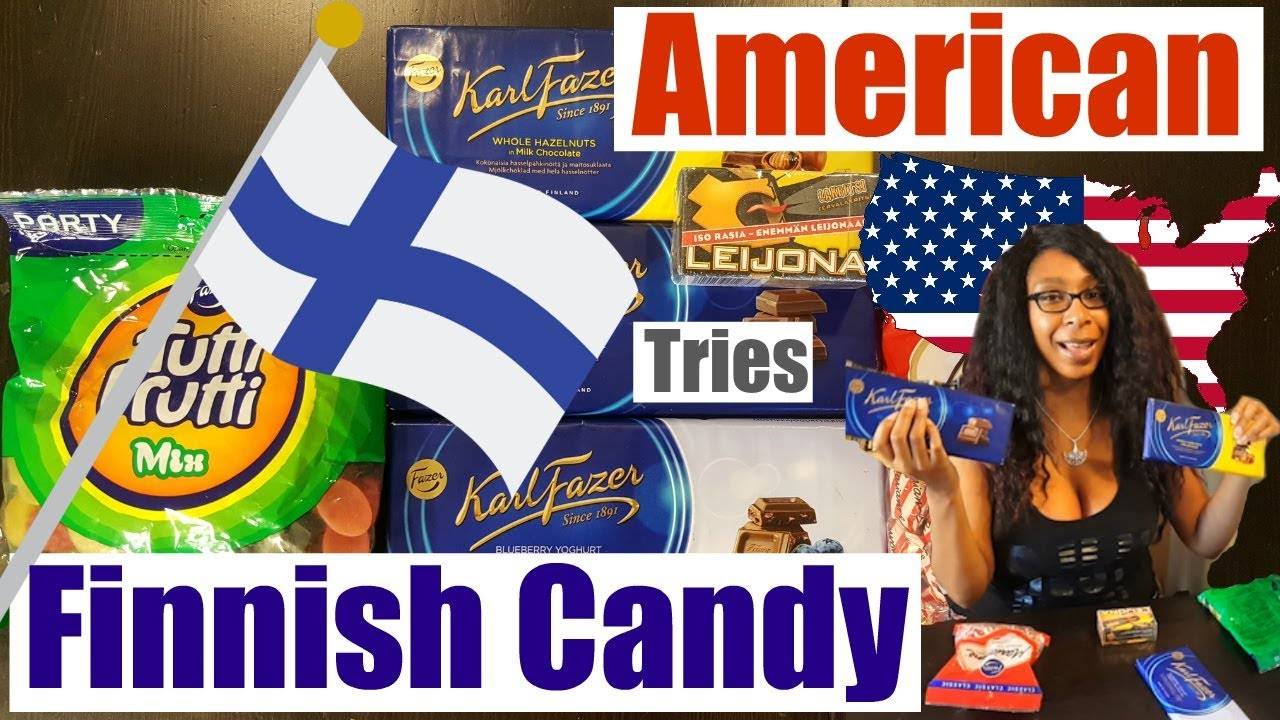 finnish candy