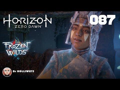 Frozen Wilds #087 - Banditenlager: Steinfall [PS4] Let's play Horizon Zero Dawn