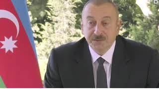 Карабах будет НАШ! Срочное заявление Алиева