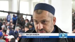 В Дагестане открыли мечеть им  Мухаммада Хидирова