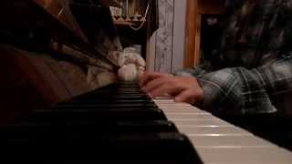 Three Days Grace - Anonymous (piano cover)