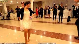 Супер Лезгинка на Свадьбе !!!..[Зажигательный танец девушки !!!]