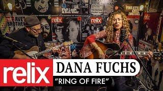 """Ring of Fire""   Dana Fuchs   3:29:18   Relix Studio Sessions"