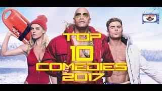 Топ 10 комедий (2017)
