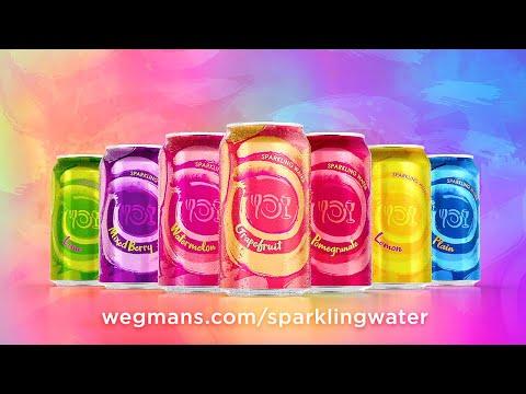 Wegmans Sparkling Water