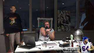Richie Incognito Interview on The Pat McAfee Show 2.0