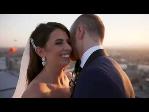 Chrissy & Hunter's Downtown Los Angeles Wedding