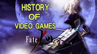 History of Fate フェイト (2004-2016) - Video Game History