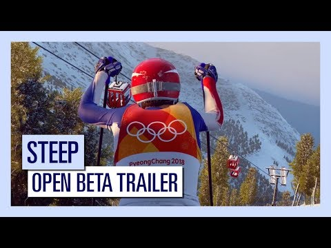 Steep™ Road To The Olympics: Open Beta Trailer