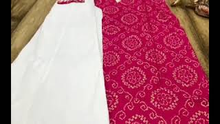 Trendy party wear kurta and gown collection