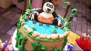 Torta Kung Fu Panda