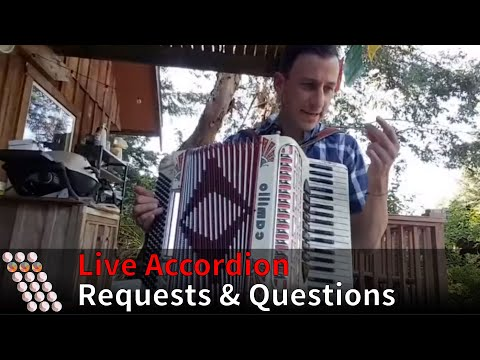 Accordion  Requests And Questions