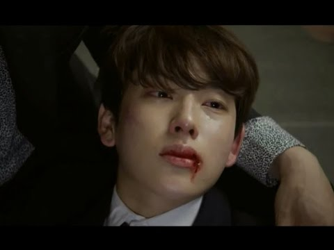 【TVPP】Siwan(ZE:A) - Dying in his brothers' arms, 시완(제아) - 형들 품에서 죽는 시완(동우) @ Triangle