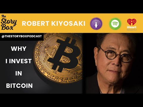 does robert kiyosaki invest in bitcoin earn cash from home