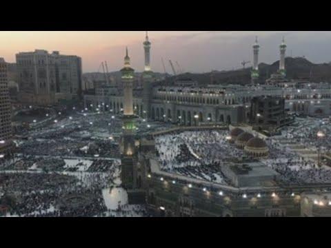 Dos millones de musulmanes comienzan la peregrinación a La Meca