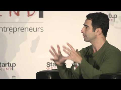 George Zachary (Charles River Ventures) at Startup Grind 2014