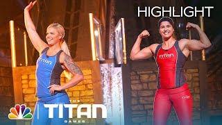 Mount Olympus: Nika Sedghi vs. Christina Luna - Titan Games 2019