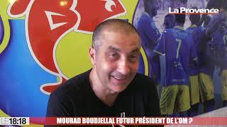 """Le 18:18 - Boudjellal futur président de l'OM ? """"C'est un beau challenge même si ça fait peur"""""""