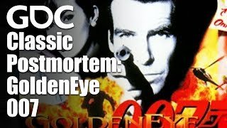 Classic Postmortem: GoldenEye 007