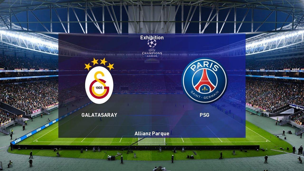 Galatasaray Vs Psg