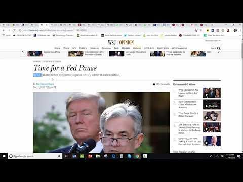 [SITREP] Trump Blinks (Shocker…), All Eyes on the Fed