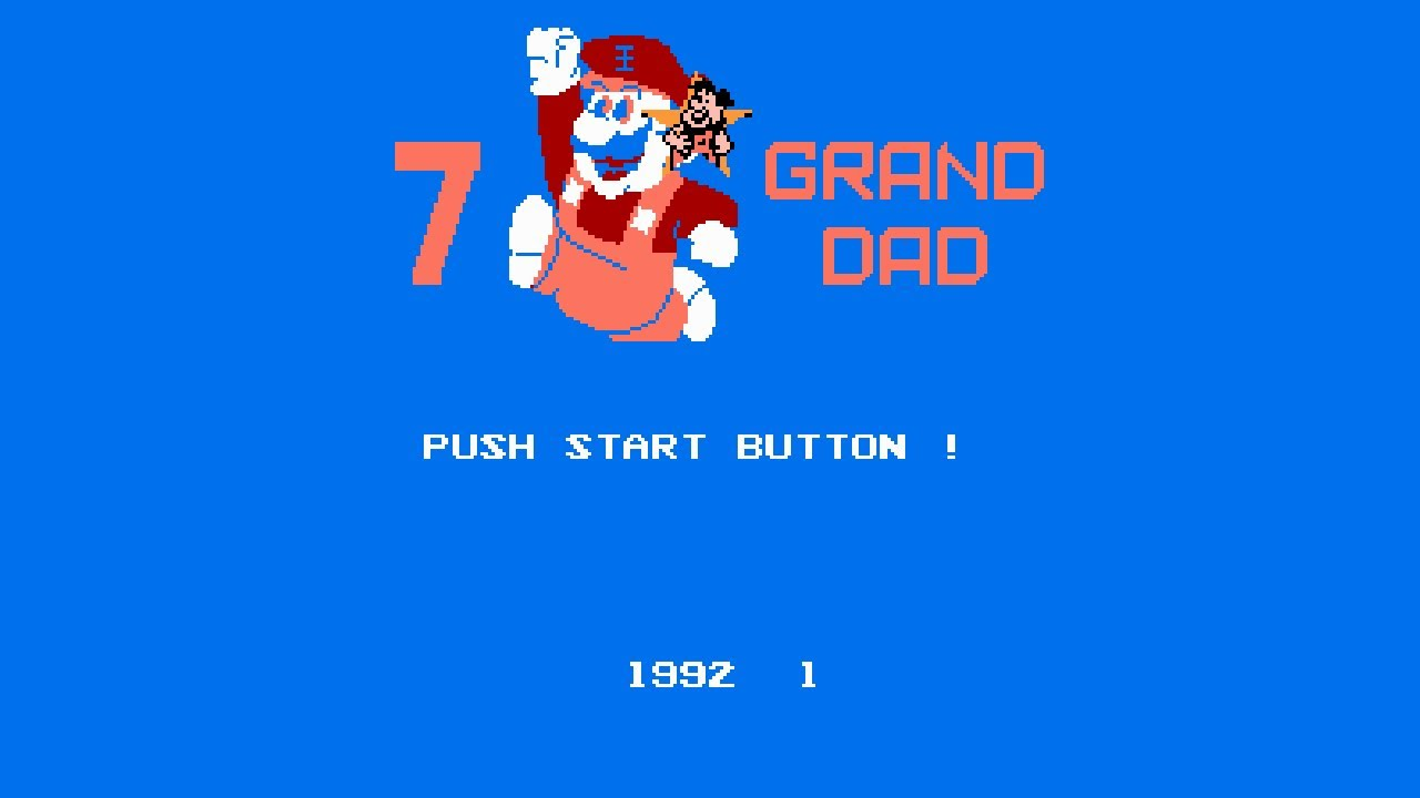 Title Theme Ending Alpha Mix 7 Grand Dad Youtube