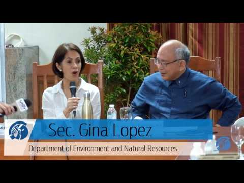 #AtenewsTV: Gina Lopez and her Commitment to Mindanao and Social Justice