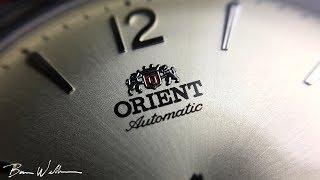 Orient Classic Small Seconds - The Bambino Killer!