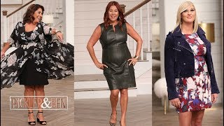 Fall Fashion Makeovers With Carson Kressley! - Pickler & Ben