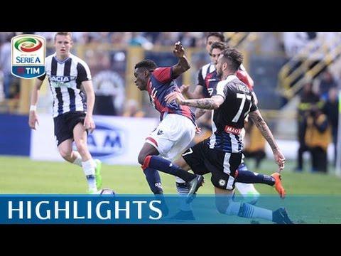 Bologna - Udinese 4-0 - Highlights - Giornata 34 - Serie A TIM 2016/17