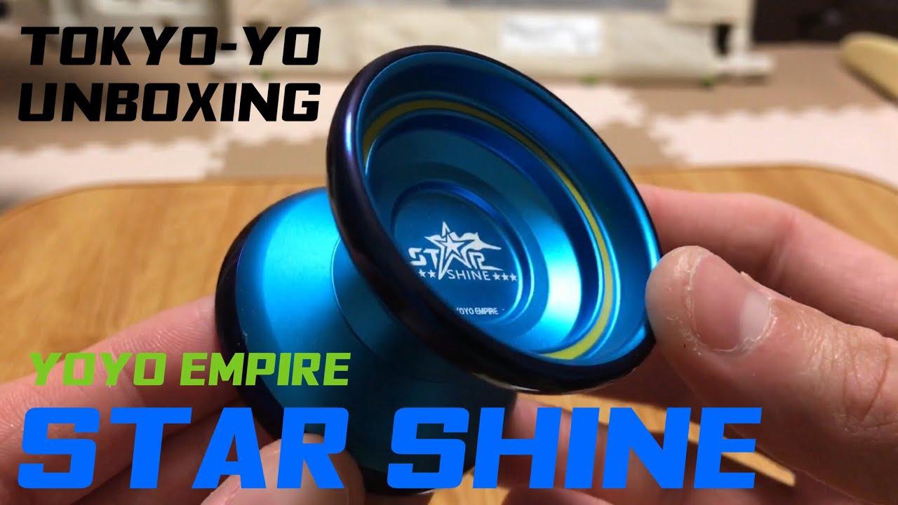 TokYo Yo Unboxing Yoyo Empire Star Shine
