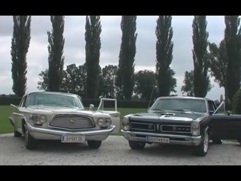 Chrysler New Yorker 1960 & Pontiac GTO 1965... die Kleine Zeitung berichtet