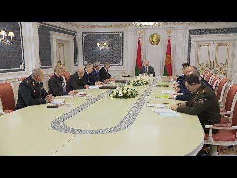 Штрафов станет меньше. Лукашенко: критерий работы – успешная профилактика, а не наказания!