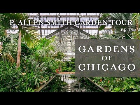 Best Gardens & Urban Farms In Chicago | Garden Tour: P. Allen Smith