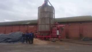 Мобильная зерносушилка АТМ 34 (АГРОТЕХМАШ-Воронеж)