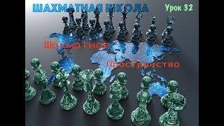 Урок 32. Шахматное пространство.