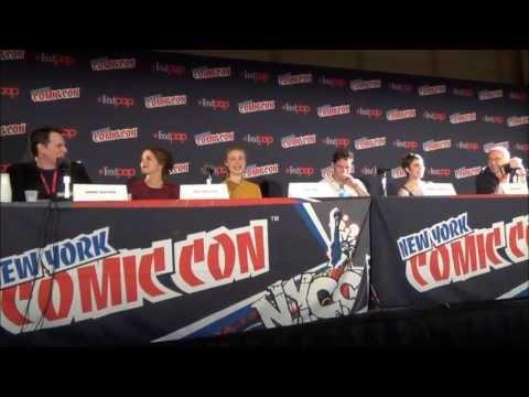 Vampire Academy NYCC 2013 Panel Part 2