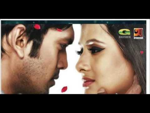 Arfin Rumey And Porshi ~~ Poth Chaya Chobi) New Bangla Movie Full Song   YouTube