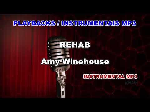 ♬ Playback / Instrumental Mp3 - REHAB - Amy Winehouse